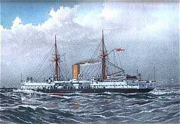 HMS Colossus [1882]